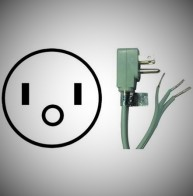 diswasher power cord